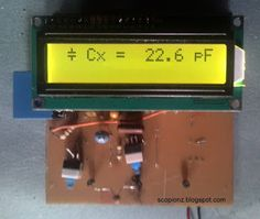 Simple and Accurate LC Meter Circuit - 16F690 By Scorpionz - http://scopionz.blogspot.com