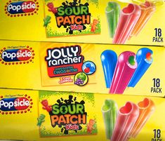 Check out Popsicles and win some goodies! popsicle-brand