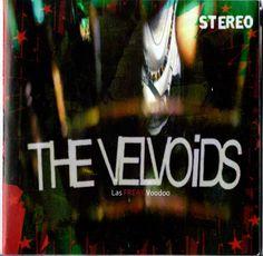 The Velvoids - Las Freak Voodoo EP (Thinkbabymusic Records, 2012) | Loud Notes