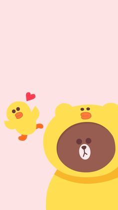 Check out this awesome collection of Line Friends wallpapers, with 42 Line Friends wallpaper pictures for your desktop, phone or tablet.