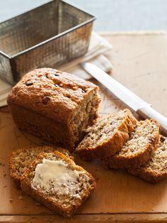Chocolate Chip Coconut Banana Bread | recipe | Spoon Fork Bacon