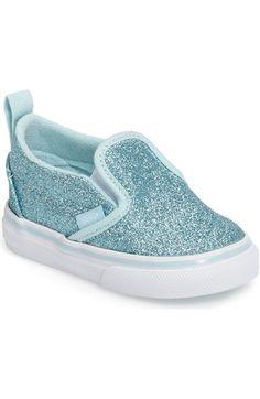 43a5789b Vans Classic Slip-On V Sneaker (Baby, Walker & Toddler) available