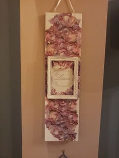 My new design Vintage Roses Photo Hanging Plaquette went down a treat with it's new owner and resulted in an abundance of requests for the s. Photo Hanging, Hanging Photos, Rose Photos, Funky Junk, Vintage Roses, Art Pictures, Handmade Items, Blog, Design