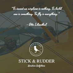 Stick&Rudder #aviationoutfitters. Check out our #online #store today at . #aviation #aviator #pilot #pilotlife #crew #fashion #style #lifestylebrand #instafashion #instapilot #backcountrypilot #madeinusa
