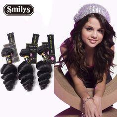 Unprocessed Indian Virgin Hair Loose Wave Hair Products 3 Bundles Grade 6A 100% Human weave bundle Hair extension