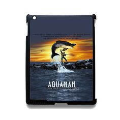 Aquaman Comics DC TATUM-828 Apple Phonecase Cover For Ipad 2/3/4, Ipad Mini 2/3/4, Ipad Air, Ipad Air 2