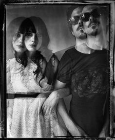she & him (Zooey and M. Ward)