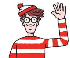 Where's Waldo???