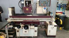 Rettifica tangenziale automatica idraulica Chevalier usata FSG 1224AD in ottimo stato. Annunci di vendita di macchine utensili usate e RETTIFICHE TANGENZIALI usate e di seconda mano