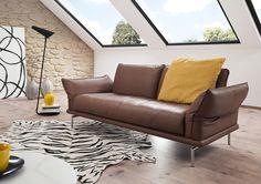 durban salon design en cuir ou tissu avec des pieds en mtal disponible en - Canape Lambermont