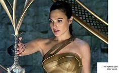 Nuevas imágenes de 'Wonder Woman' con una espectacular Gal Gadot