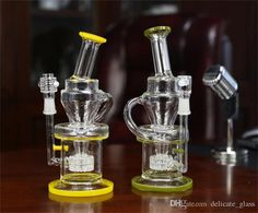 In Srock Glass Bong Incline Two Function Mothership Bongs Water Pipes With Hand Hold Dome Nail Recyler Oil Rigs Glass Bongs Online with $50.86/Piece on Delicate_glass's Store   DHgate.com