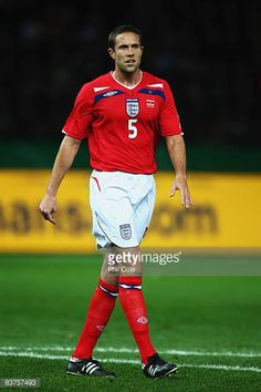 Matthew Upson of England is pictured during the International Friendly match between Germany and England at the Olympic stadium on November 19 Northampton Town, Milton Keynes, Fa Cup, Olympics, Photos, England, Running, Sports, November