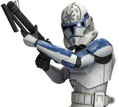 CT-5597, apodado Jesse fue un gran soldado de la República siempre tenia la…