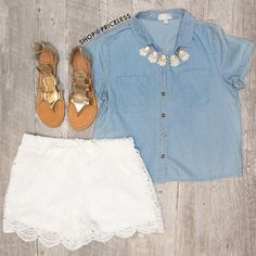 Just A Little Lace Shorts ✖️@Xxatzinvalencia | Atzin✖️