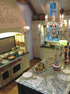 Beautiful Whitledge Burgess kitchen.