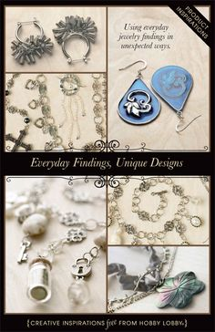 Innovative and inspiring, these striking pieces reflect beauty and faith with an eye for style.