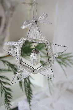 nelly vintage home: Christmas stars