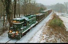 RailPictures.Net Photo: GRLW 3751 Greenville & Western EMD GP9 at Williamston, South Carolina by Ant Davis