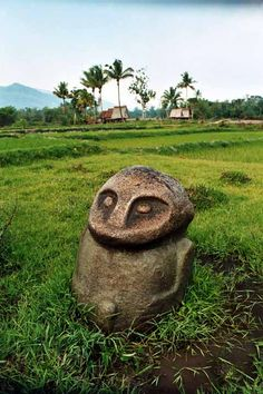 Bada Valley, Indonesia via The Megalithic Portal and Megalith Map