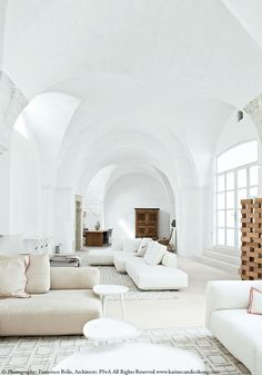 A really beautiful italian home with natural accents