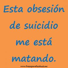 Frases Chistosas: Obsesion