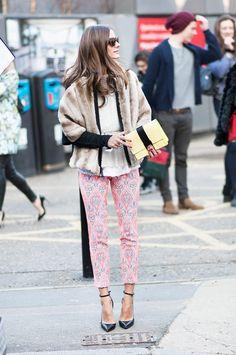 Olivia Palermo StreetStyle.