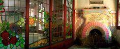 Casa Navàs, sala escalfapanxes, Reus
