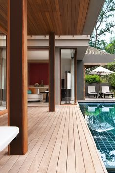 Private villas come with private pools. Renaissance Phuket Resort & Spa (Phuket, Thailand) - Jetsetter