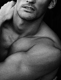 David Gandy, I know those lips! Hot Men, Hot Guys, David Gandy, Raining Men, Alpha Male, Male Form, Male Beauty, Gorgeous Men, Simply Beautiful