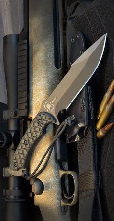 Spartan Blades Horkos Fixed Blade Fighting Utility Knife @thistookmymoney