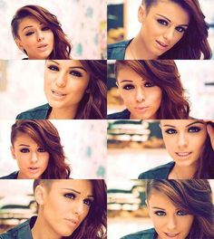 "Cher Lloyd from the UK version of her ""With Ur Love"" music video :-) <3"