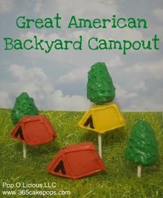 Great American Backyard Campout Day