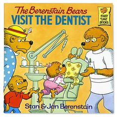 Educational children's books about the dentist #BozemanSmiles #BozemanMontana