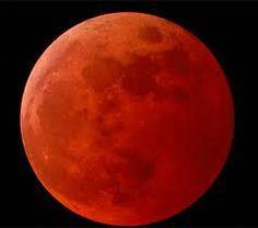 Resultado de imagen de eclipse lunar septiembre 2015
