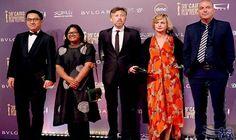 بدء أولى عروض المسابقة الدولية في مهرجان القاهرة السينمائي: بدأت أولى عروض المسابقة الدولية في مهرجان القاهرة السينمائي في دورته 39،…