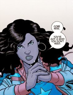 miss america chavez, young avengers