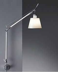 Tolomeo with shade wall sconce