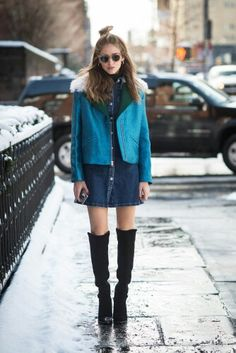 Back to 90′s: sixth look from NYFW