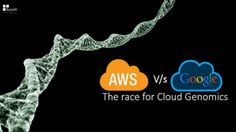 The race for supremacy in the cloud genome market is at present a two-fold one with Amazon and Google consuming the lion's share. Find out how they have evolved to secure this market share over the years.