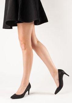 64d11047b8ba Pinot Evening Pump Black Fabric. Black FabricBlack PumpsStuart WeitzmanBlack  Heels