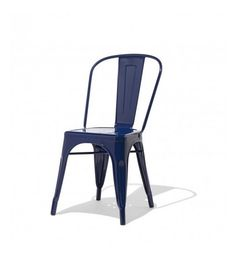 New to Industry West - Marais A Side Chair in Indigo