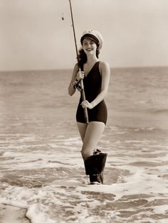 ava gardner- not only do I want this swimsuit, I would like the body too.