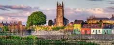 Explore Limerick, Belfast, Dublin and more of Ireland's charming counties