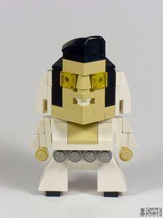 Lego cubedude elvis