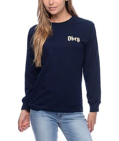 Your favorite relaxed t-shirt now comes in a long sleeve t-shirt! The Ole navy…