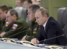 Putin Orders Atomic Weapons Activated As Russia Says War Conditions Now Exist; December 9, 2015, WhatDoesItMean: