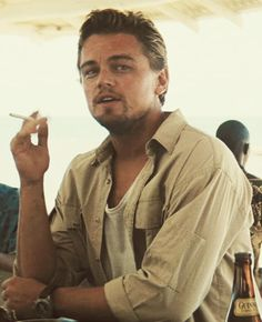 Leonardo DiCaprio: one of his best performances and his style is just perfect. Gorgeous.