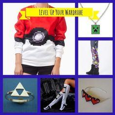 Community Post: 28 Wardrobe Essentials For Female Gamers