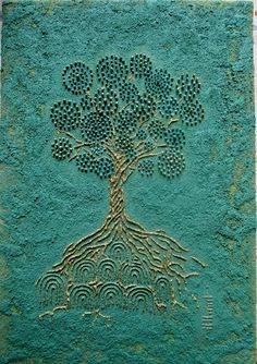 Sand Painting, The Wiz, Tree Of Life, Abstract, Artwork, Summary, Work Of Art, Auguste Rodin Artwork, Artworks
